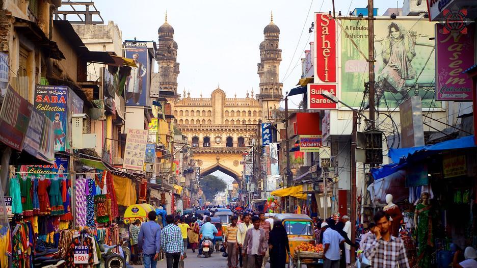 Hyderabad My Way - Shopper's Paradise
